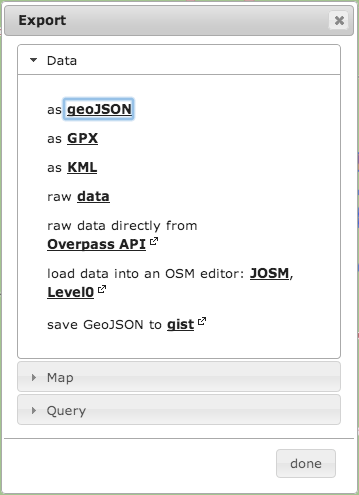 Add OpenStreetMap data to your Mapbox project | Help | Mapbox